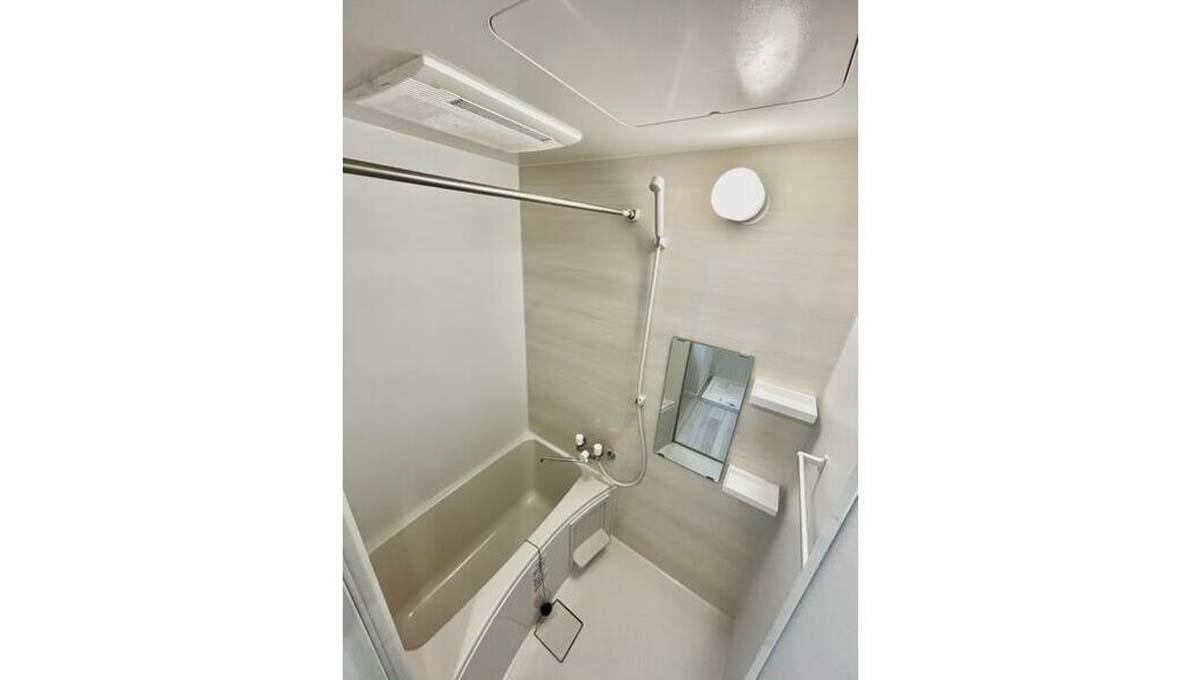 DEAR ECLASS TORITSUDAI ( ディア イークラス トリツダイ )のバスルーム