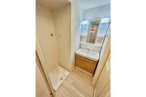 DEAR ECLASS TORITSUDAI ( ディア イークラス トリツダイ )の独立洗面化粧台