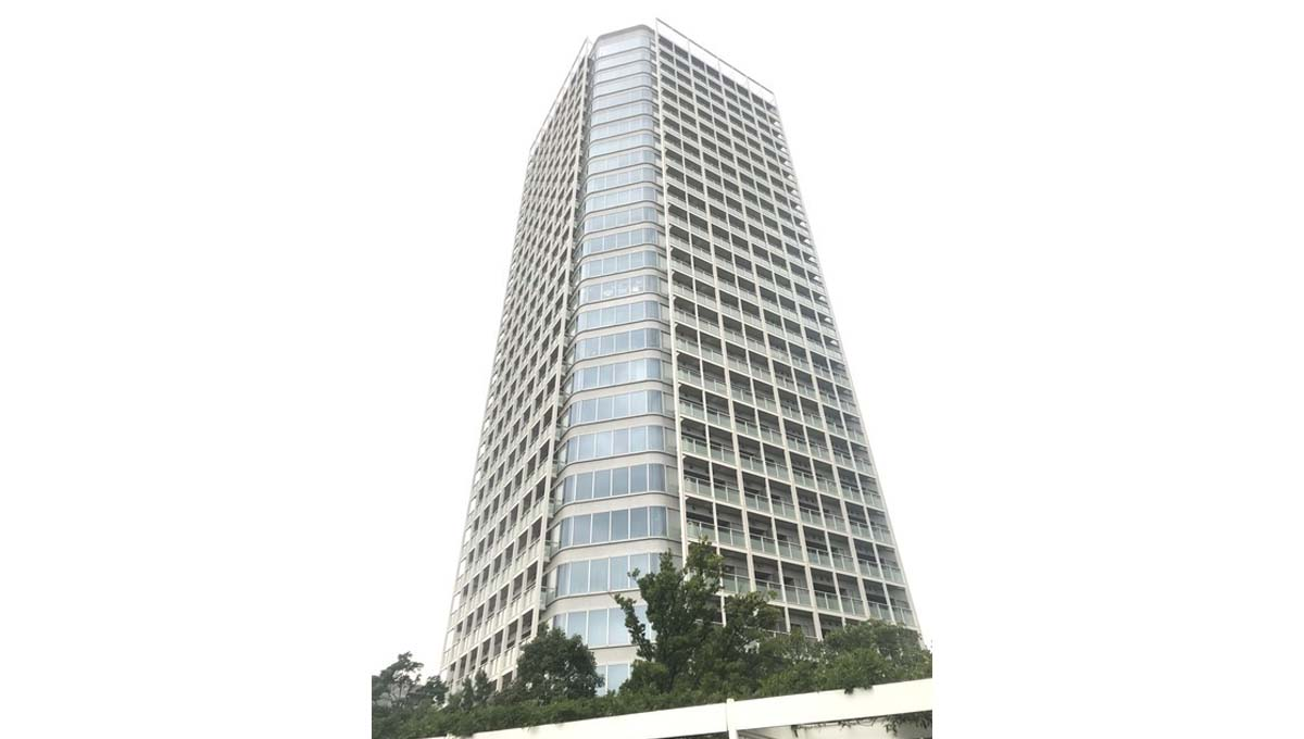 二子玉川ライズ タワー&レジデンス タワーセントラルの外観