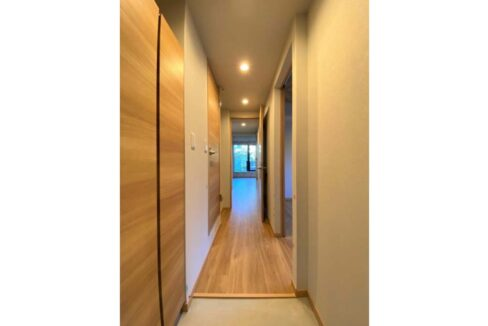 Green way Yakumo( グリーン ウェイ ヤクモ )の玄関ホール