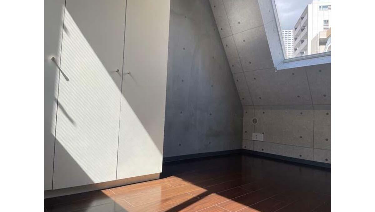 GRIS DE 白金台(グリド シロカネダイ )のベッドルーム