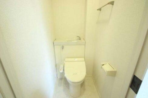 ハーモニーのウォシュレット付トイレ