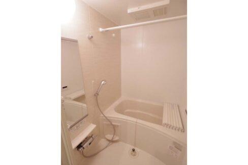 ヘーベルメゾン 大岡山(オオカヤマ)のバスルーム