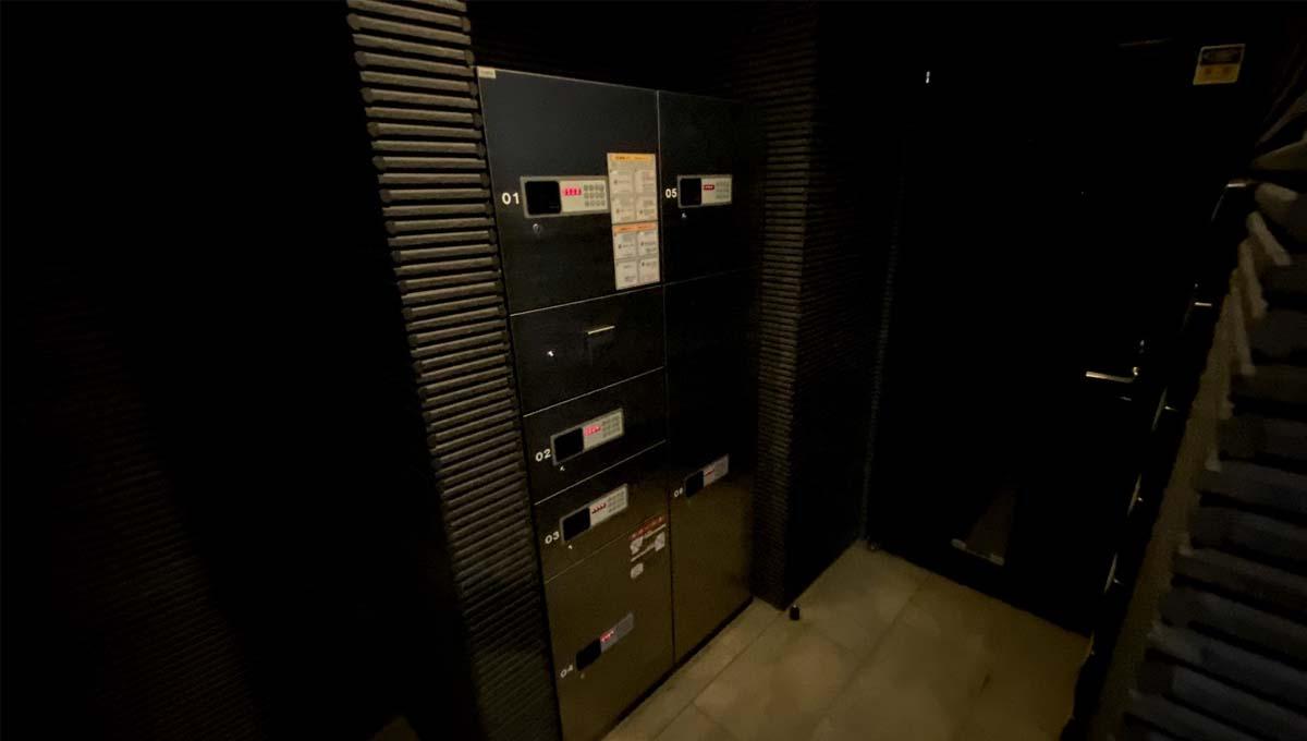 KDX レジデンス 中延( ナカノブ )の宅配ボックス