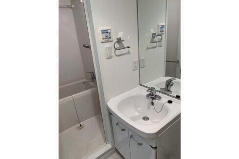 KDX レジデンス 中延( ナカノブ )の独立洗面化粧台