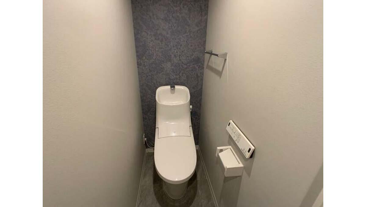 ラ・フォーリア 田園調布 ( デンエンチョウフ )のウォシュレット付トイレ