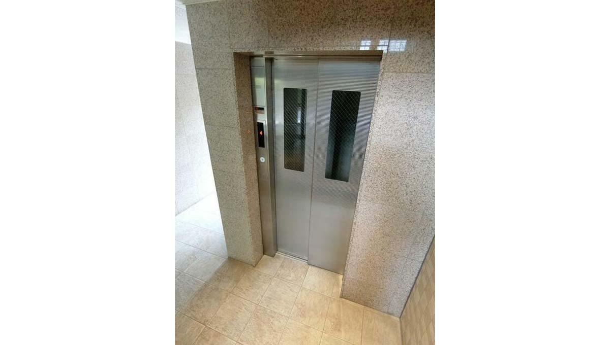 LASA 戸越Ⅰ(ラサ トゴシ 1)のエレベーター