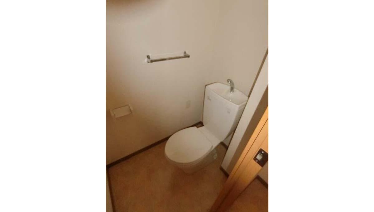 LASA 戸越Ⅰ(ラサ トゴシ 1)のトイレ