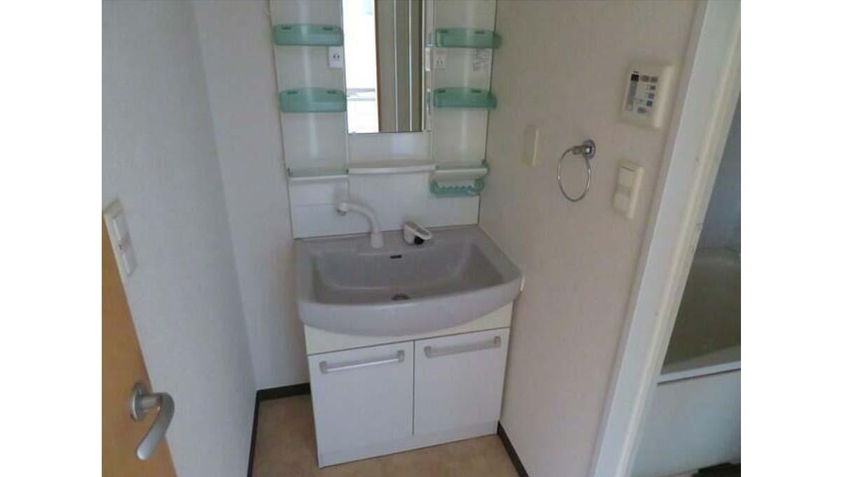 LASA 戸越Ⅰ(ラサ トゴシ 1)の独立洗面化粧台