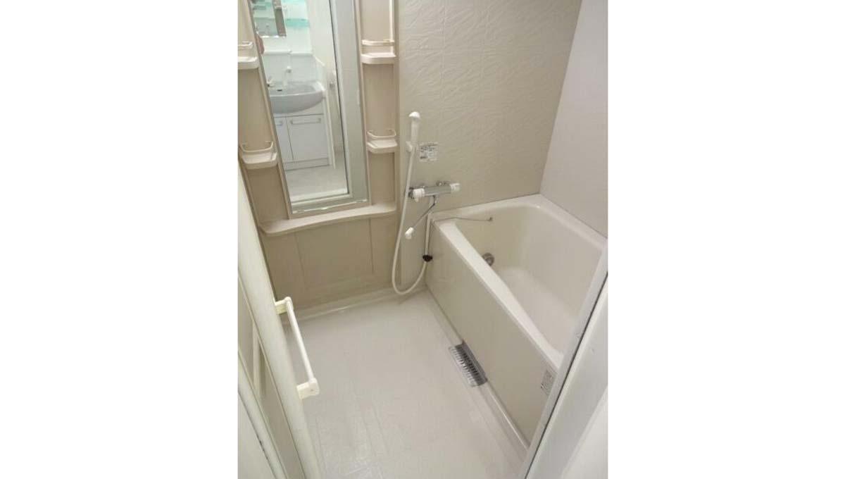 LASA 戸越Ⅱ(ラサ トゴシ 2)のバスルーム