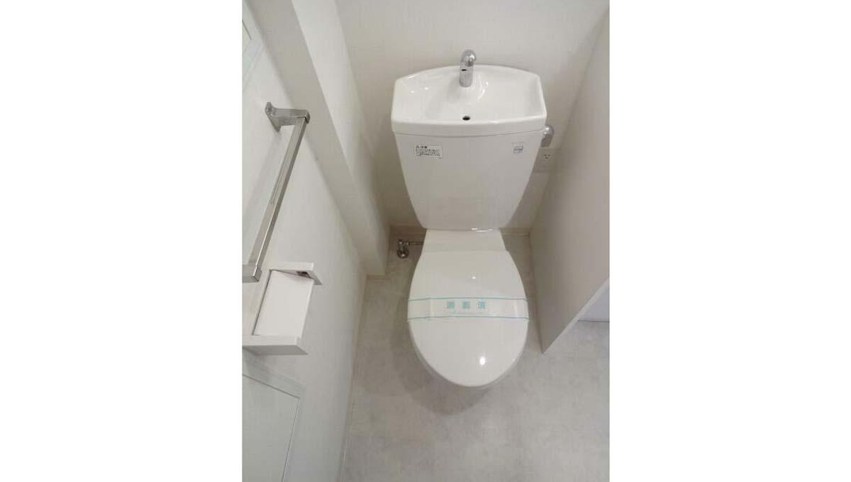 LASA 戸越Ⅱ(ラサ トゴシ 2)のトイレ