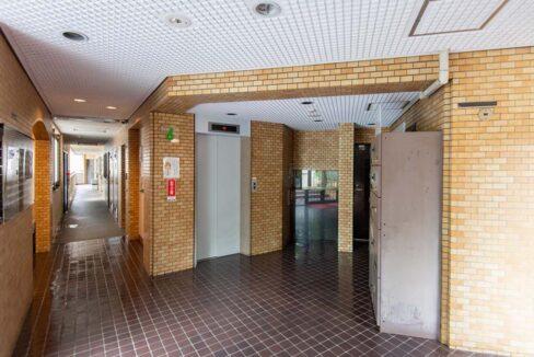 ライオンズガーデン池田山 ( イケダヤマ )のエレベーターホール