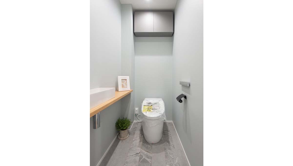 ライオンズガーデン池田山 ( イケダヤマ )のウォシュレット付トイレ