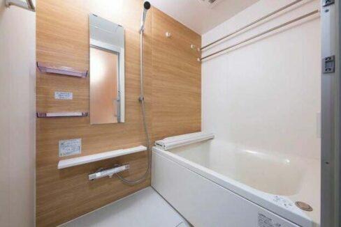 リビオメゾン 戸越銀座(トゴシギンザ)のバスルーム