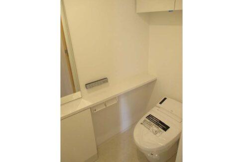 MAISON SENZOKUIKE( メゾン センゾクイケ )のウォシュレット付トイレ