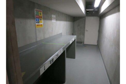 MAISON SENZOKUIKE( メゾン センゾクイケ )のトラッシュルーム