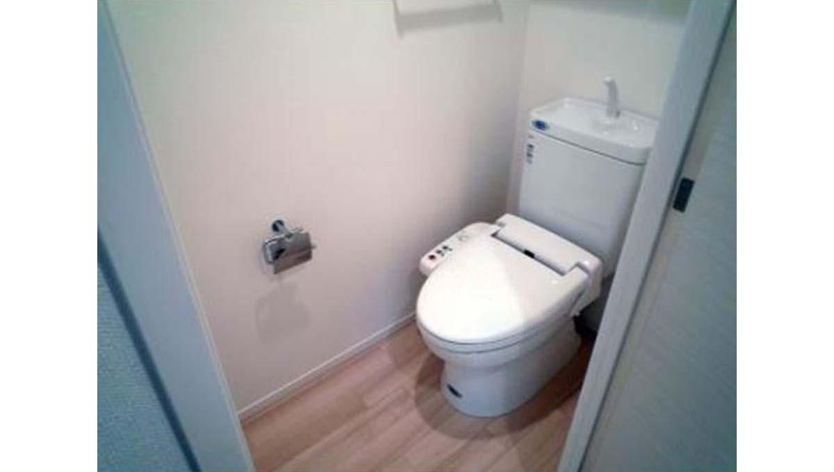 マスターズコート 奥沢( オクサワ )のウォシュレット付トイレ