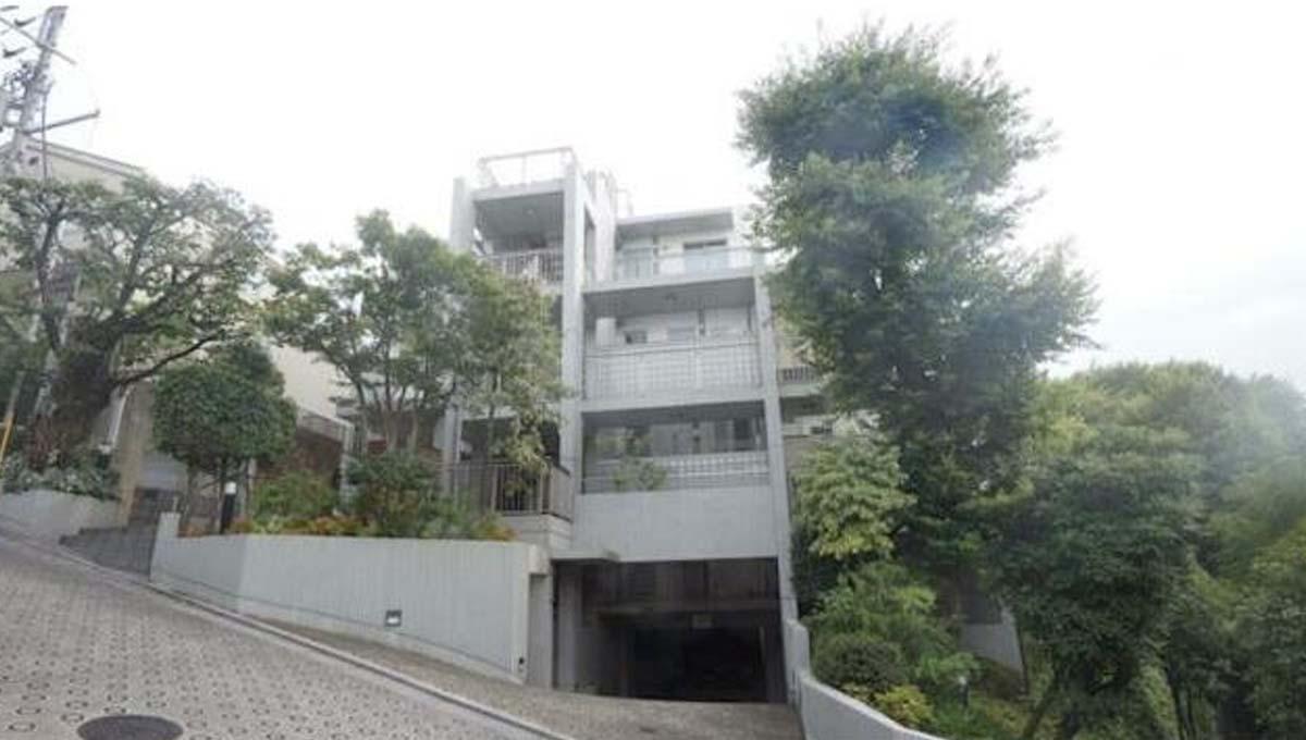 尾山台 HOUSE( オヤマダイ ハウス)の外観