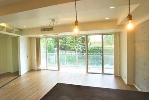 尾山台 HOUSE( オヤマダイ ハウス)のリビング・ダイニング・キッチン
