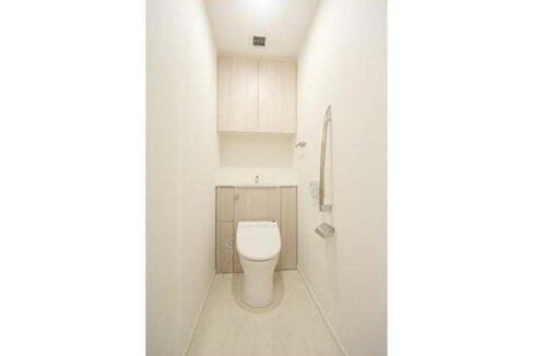 パークシティ 大崎 ザ タワー( オオサキ )のウォシュレット付トイレ