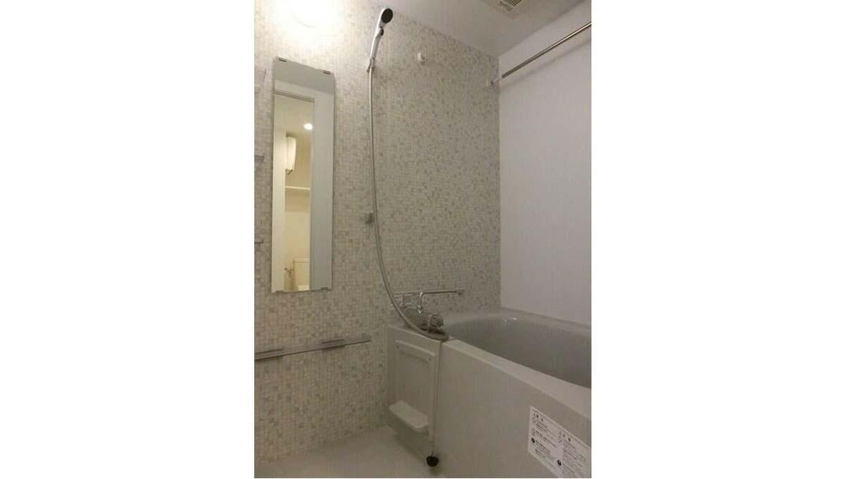PASEO自由が丘(パセオ ジユウガオカ)のバスルーム