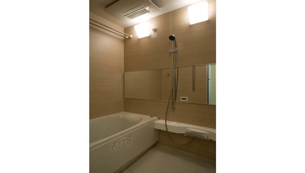 ピアース 二子玉川 ( フタコ タマガワ )のバスルーム