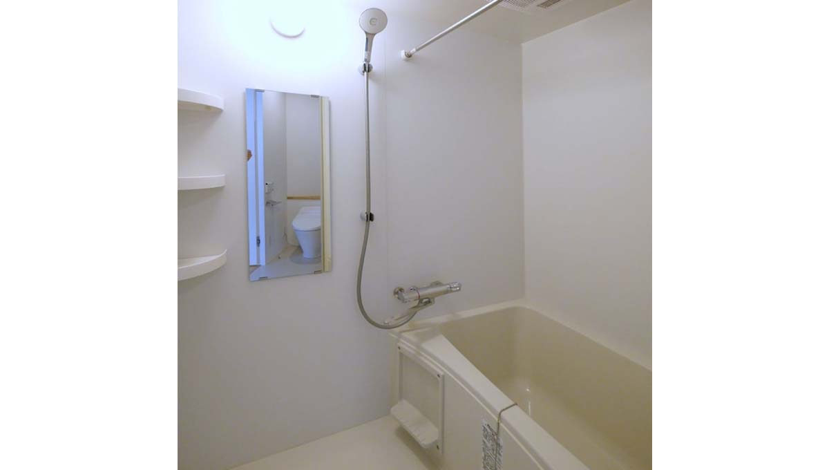 PLAGE( プラージュ )のバスルーム