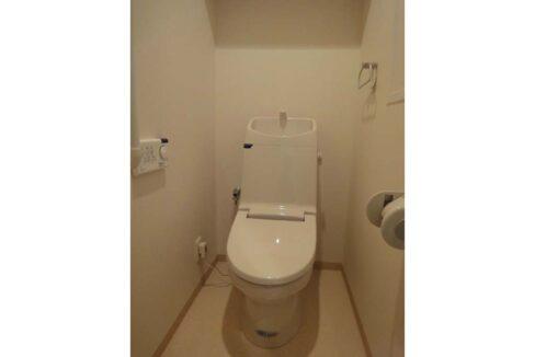 プリマベーラ大崎( オオサキ )のウォシュレット付トイレ