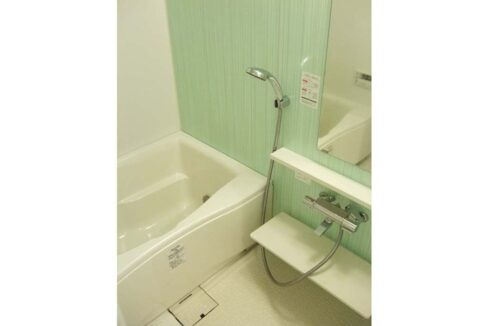 レヨン・エテルネルのバスルーム