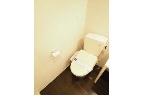 レジディア 目黒不動前(メグロフドウマエ)のウォシュレット付トイレ