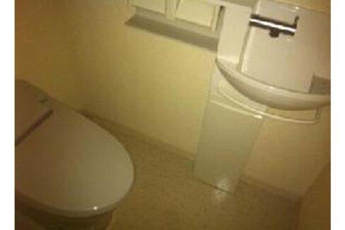 レジディア自由が丘(ジユウガオカ)のウォシュレット付トイレ