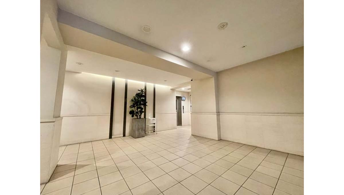 レジディア 大井町Ⅱ( オオイマチ 2)のエントランスホール