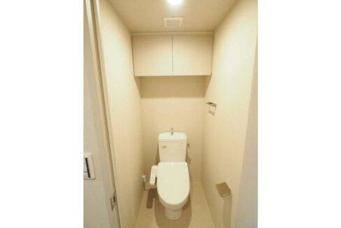レジディア 都立大( トリツダイ )のウォシュレット付トイレ