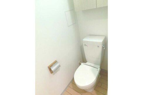 ソレイユ 大井町( オオイマチ )のウォーマー付トイレ