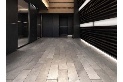 SYFOROME NISHI-OI(シーフォルムニシオオイ)のエントランスホール