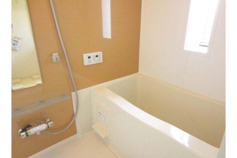テラス アルビレオのバスルーム