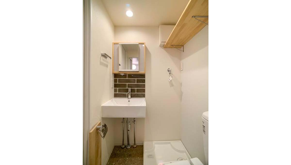TRIAS216(トリアス)の独立洗面台