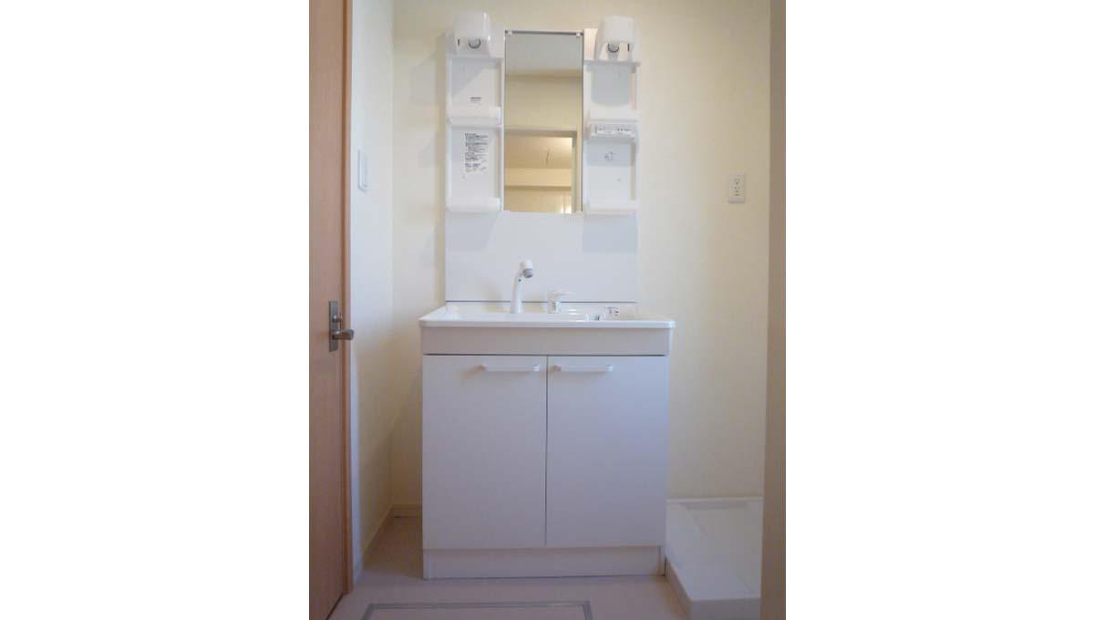 ヴァンヴェールの独立洗面化粧台