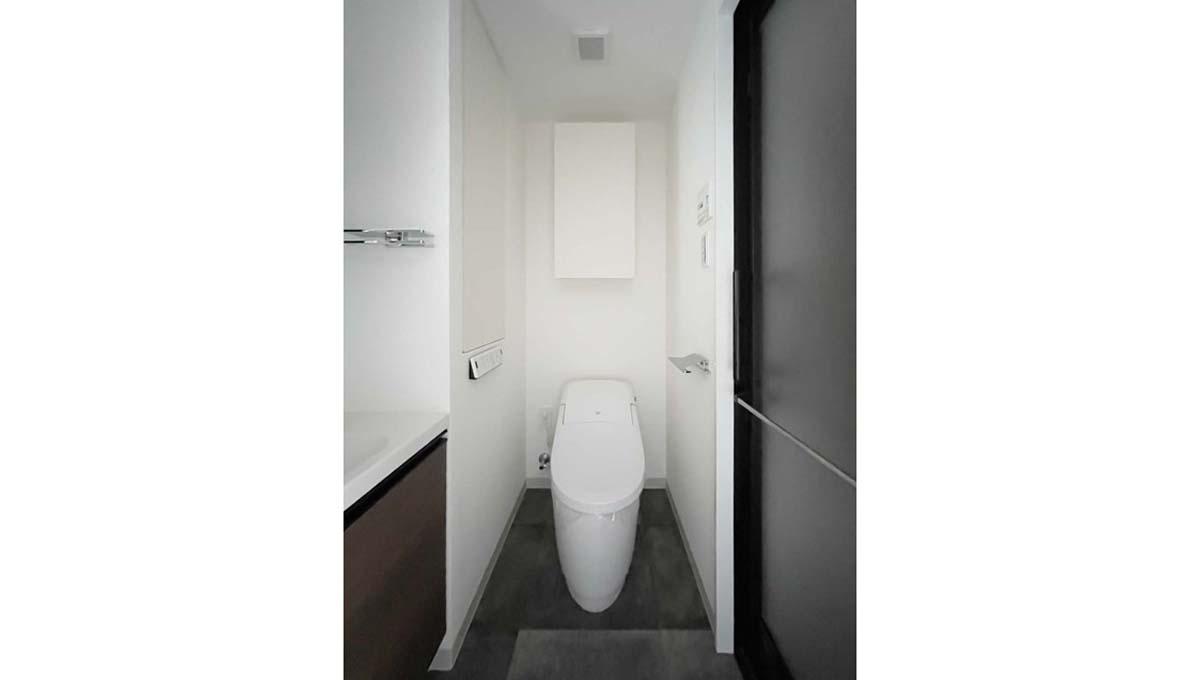 XEBEC 御嶽山( ジーベック オンタケサン )のウォシュレット付トイレ