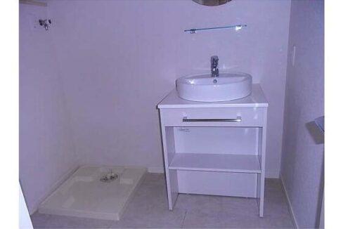 アディールテラス 上野毛 ( カミノゲ )の独立洗面化粧台