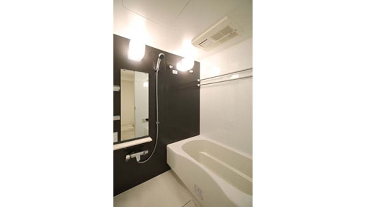 アパートメンツ都立大学(トリツダイガク)のバスルーム