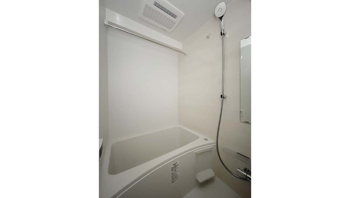 アジュールテラス 目黒八雲( メグロヤクモ )のバスルーム