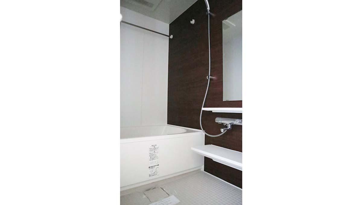 キャナルテラス 品川( シナガワ )のバスルーム