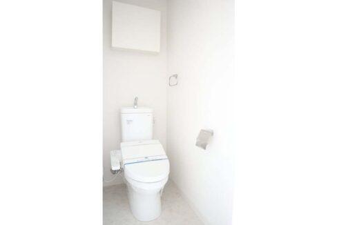 キャナルテラス 品川( シナガワ )のウォシュレット付トイレ