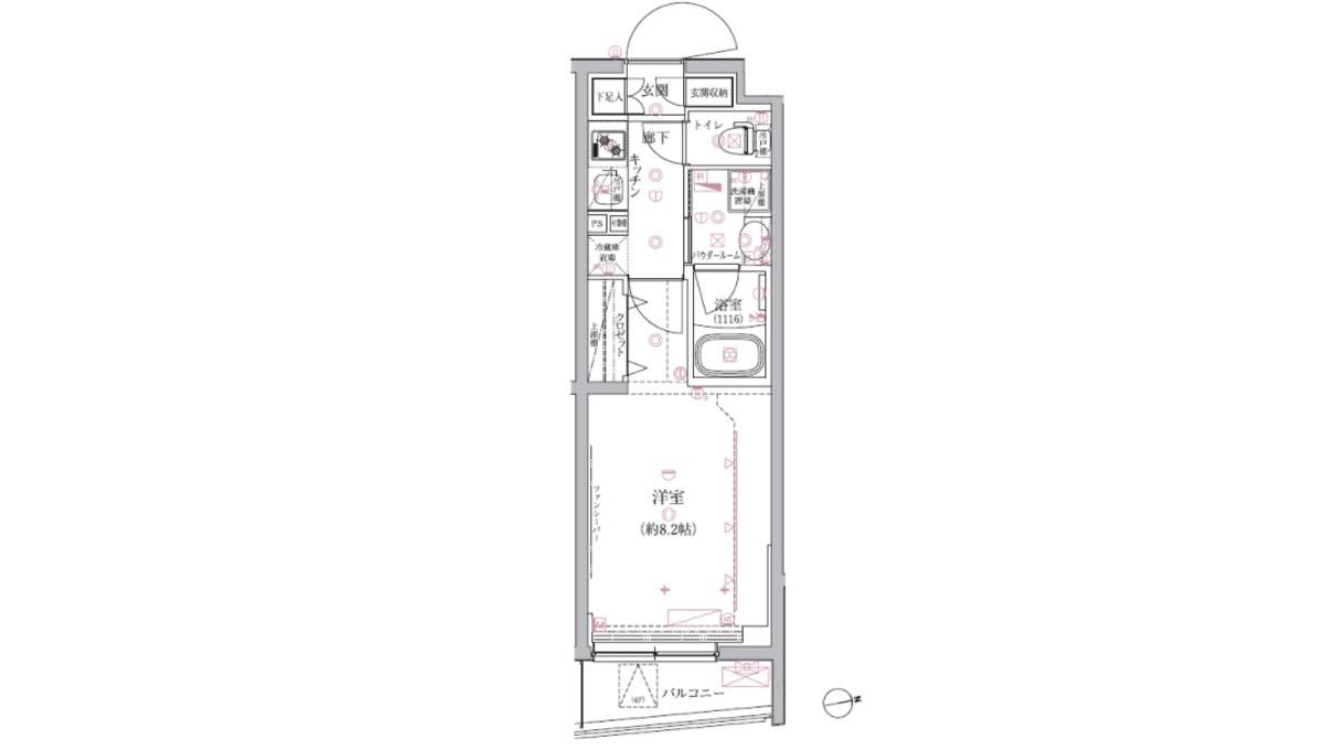 cracia-yutenji-floor-plan