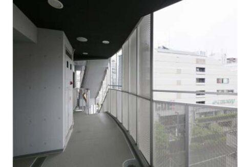 HF 目黒 レジデンス( メグロ )の廊下