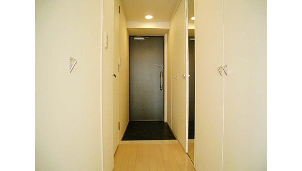 HF 目黒 レジデンス( メグロ )の玄関ホール