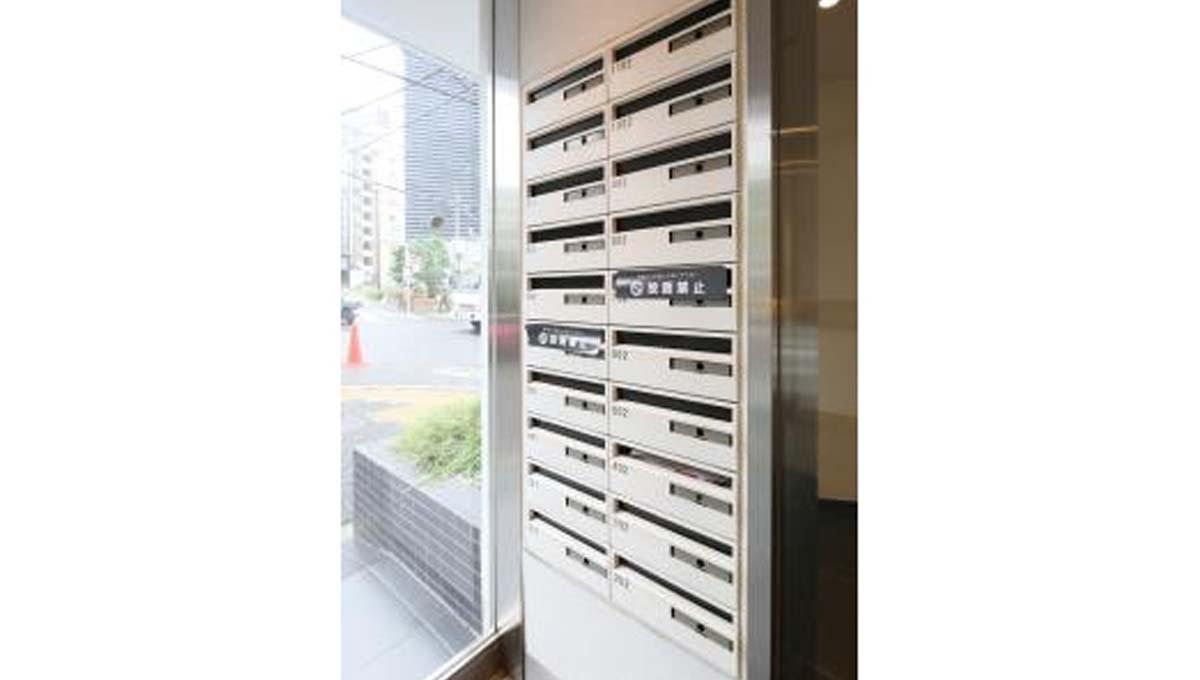 HF 目黒 レジデンス( メグロ )のメールボックス