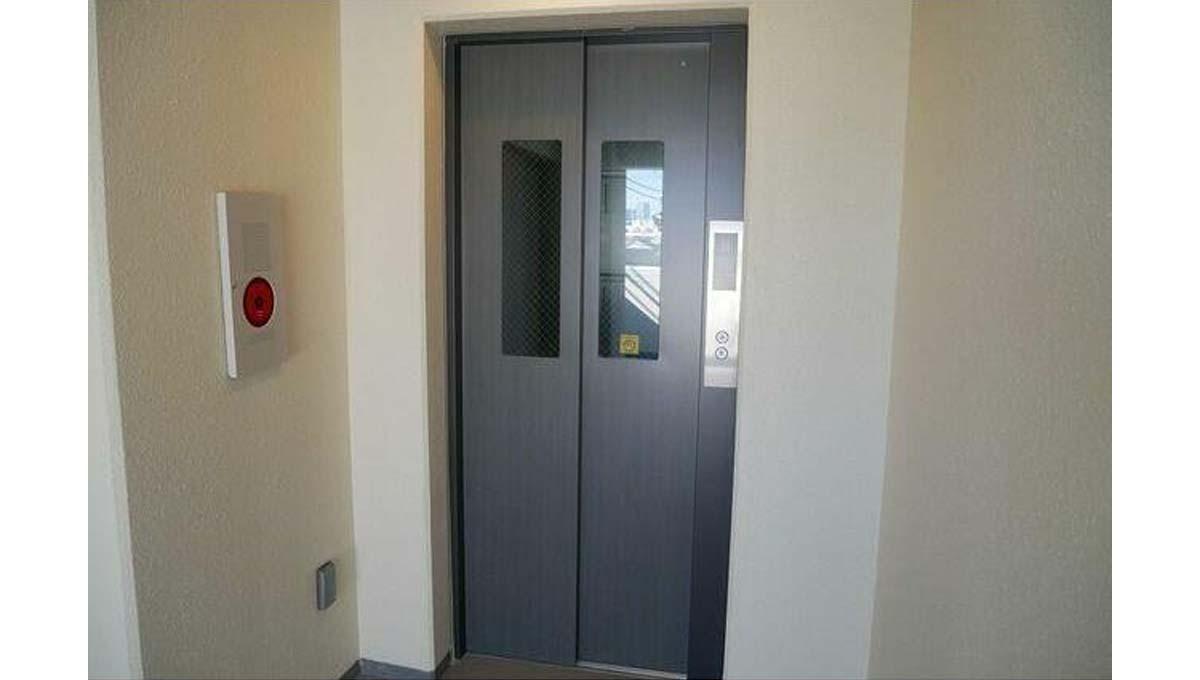 LOC'S MEGUROMINAMI( ロックス メグロミナミ )のエレベーター