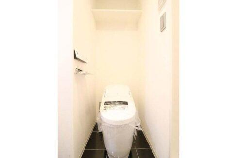 MDM 白金台(エムディーエム シロカネダイ )のウォシュレット付トイレ